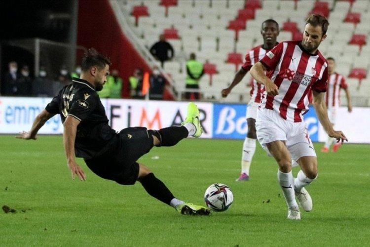 Sivasspor lige iyi başlayamadı