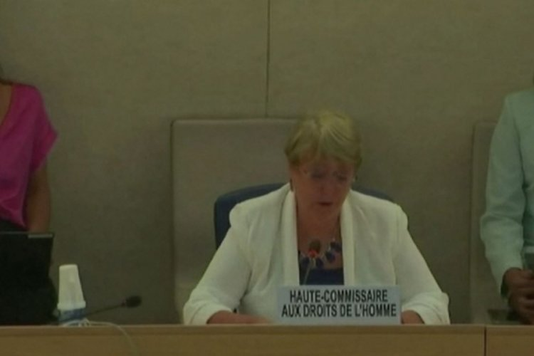 """BM İnsan Hakları Yüksek Komiseri konuştu: """"Taliban'ın ciddi insan hakları ihlallerine dair güvenilir raporlar aldık"""""""
