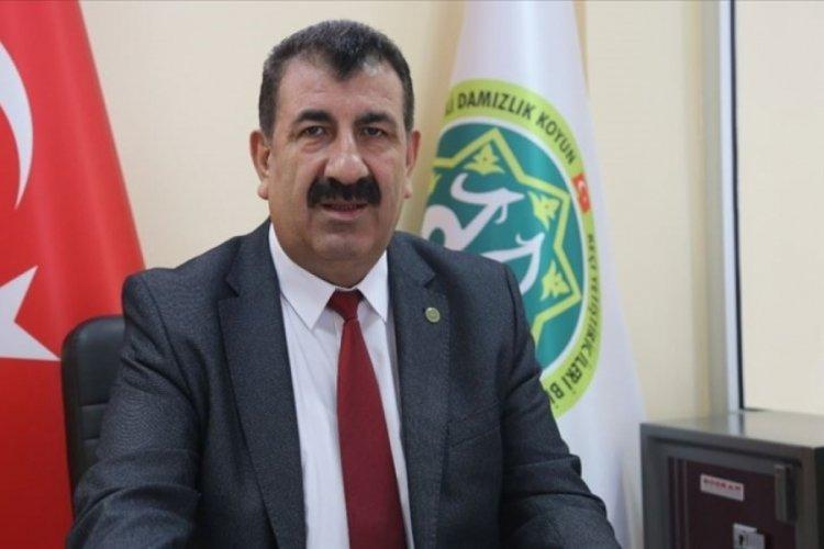 TÜDKİYEB Genel Başkanı Çelik, Bursa'da birlik başkanlarıyla buluştu