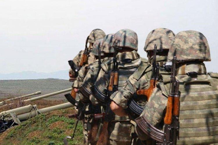 Ermeni askerleri, Azerbaycan askerlerine ateş açtı