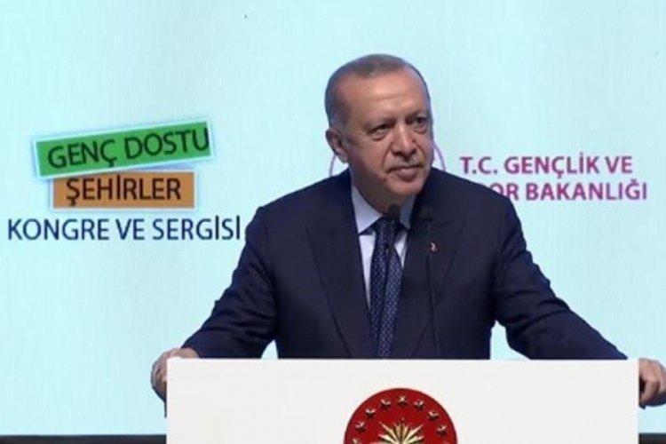 Cumhurbaşkanı Erdoğan: Afetlerden siyasi rant devşirmenin izahı olamaz