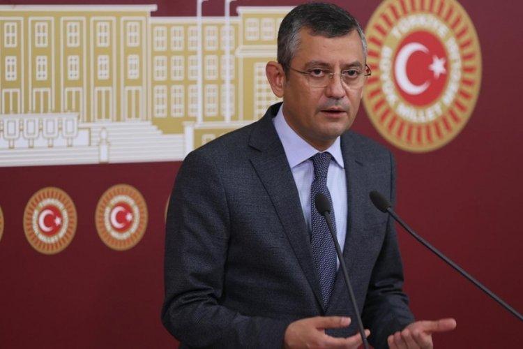 Özgür Özel'den 'Türkiye bir göçmen kampı değildir' sözlerine yanıt