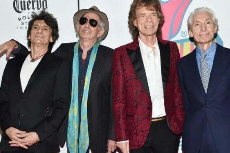 Rolling Stones'un efsanevi davulcusu Charlie Watts hayatını kaybetti