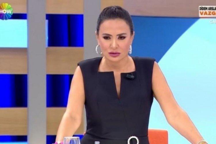 Didem Arslan Yılmaz'ın programında ilginç anlar: Kürtçe konuştu diye...