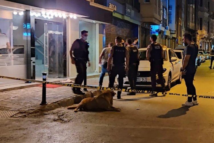 İstanbul Beyoğlu'nda olaylı gece