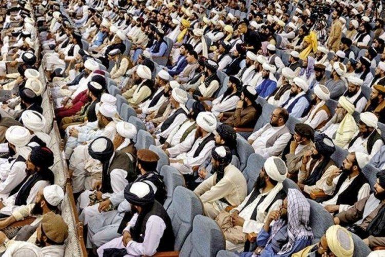 Taliban'dan Kabil'de halka açık ilk toplantı