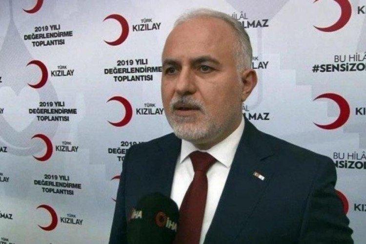 Kızılay Başkanı'na son 2 yılda 2.5 milyon lira ödendi