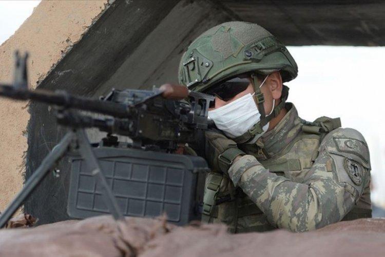 Milli Savunma Bakanlığı açıkladı:  9 PKK/YPG'li teröristin etkisiz hale getirildi
