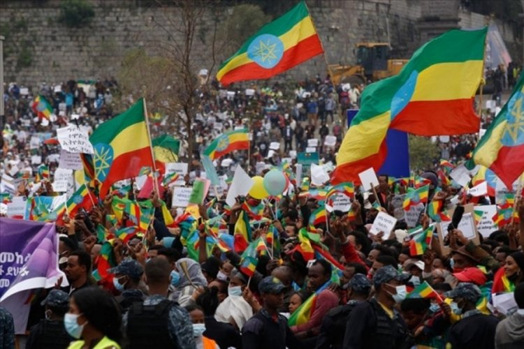 ABD, Etiyopya'daki isyancıları desteklediği söylentilerini reddetti
