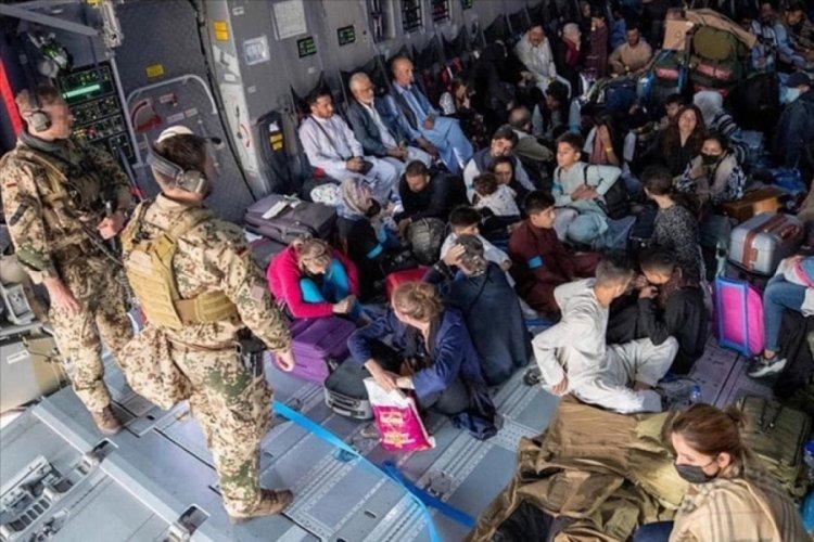 Almanya'nın Kabil'deki tahliye operasyonunu sonlandıracağı iddiası