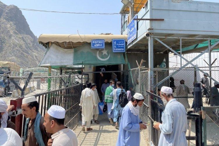 Pakistan'a geçmek isteyen Afganların bekleyişi sürüyor