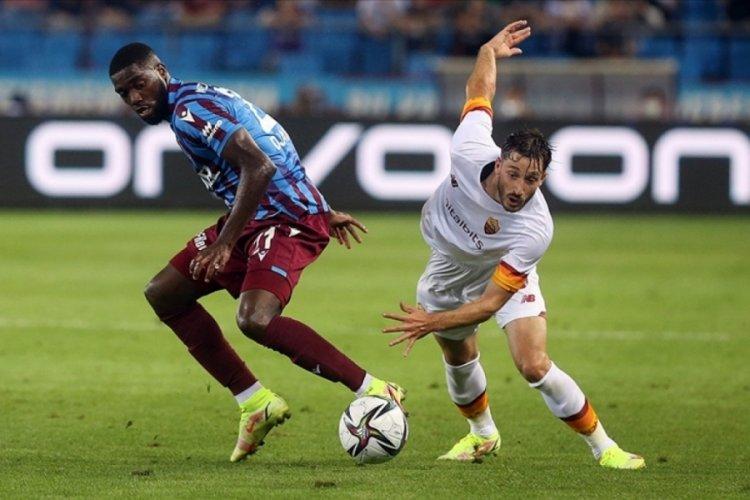 Trabzonspor, Roma'da tur peşinde