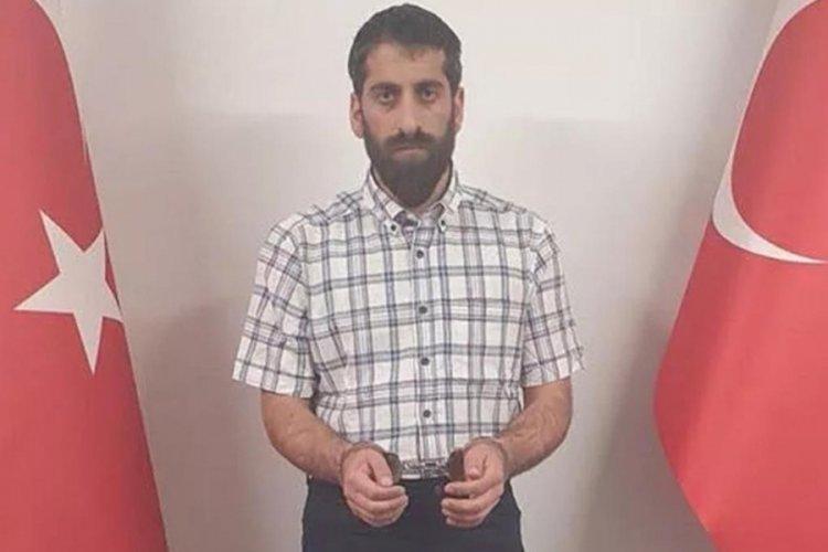 MİT'in operasyonuyla Türkiye'ye getirilen terörist tutuklandı