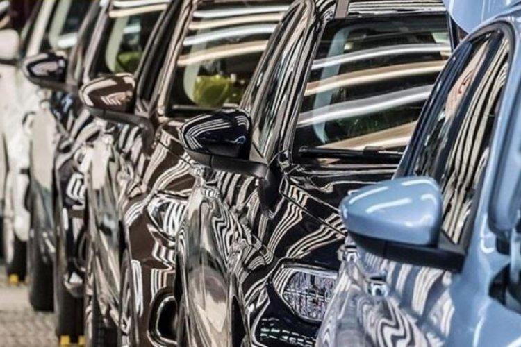 Bursa'da ilk 7 ayda 200 bine yakın araç banttan indirildi