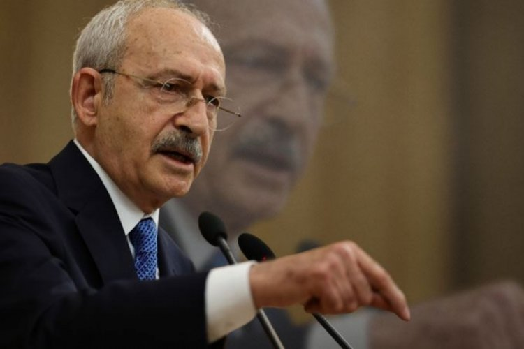 CHP Genel Başkanı Kılıçdaroğlu: 2 yıl içinde mülteci sorununu çözeceğiz