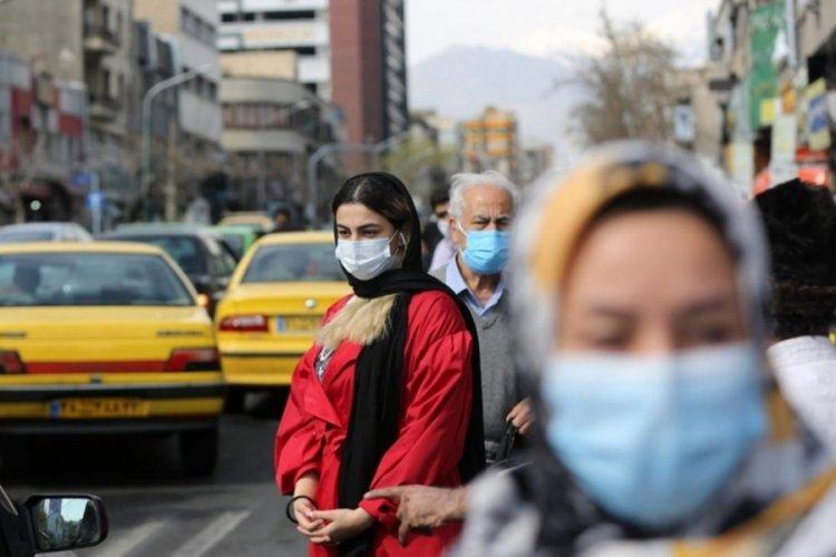 İran rekora koşuyor! Son 24 saatte 665 kişi Kovid-19'dan öldü