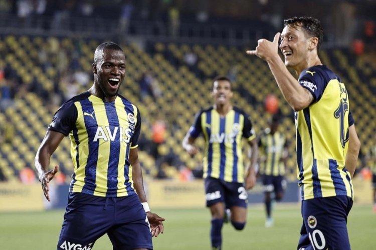 Fenerbahçeli ekip Helsinki'ye ulaştı