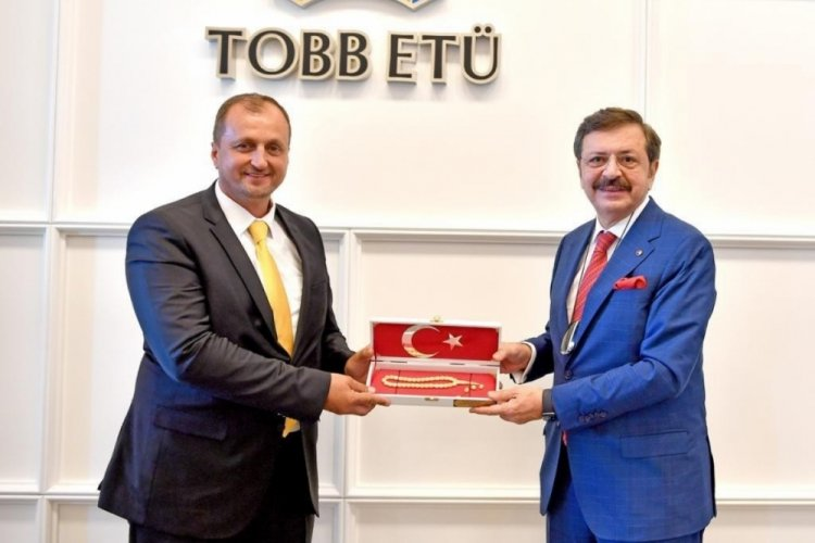 TOBB'dan Bursa İznik'e okul