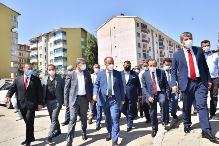 Bursa'dan kardeş şehir Muş'a gençlik merkezi