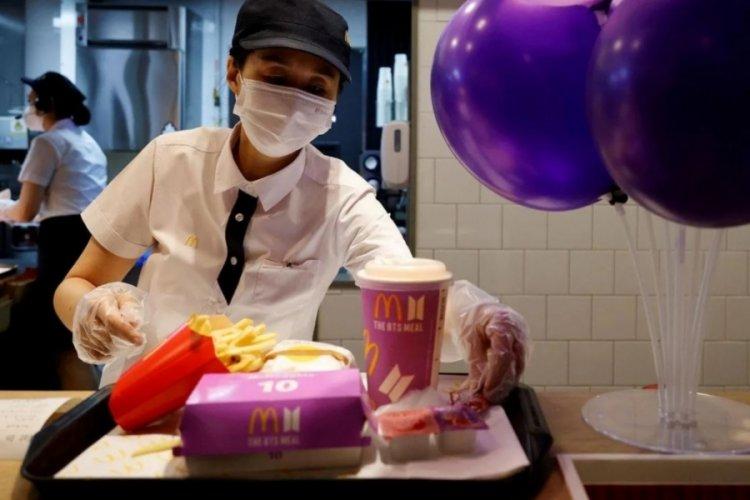 McDonald's milkshake ve şişelenmiş içecek satışlarını durdurma kararı aldı