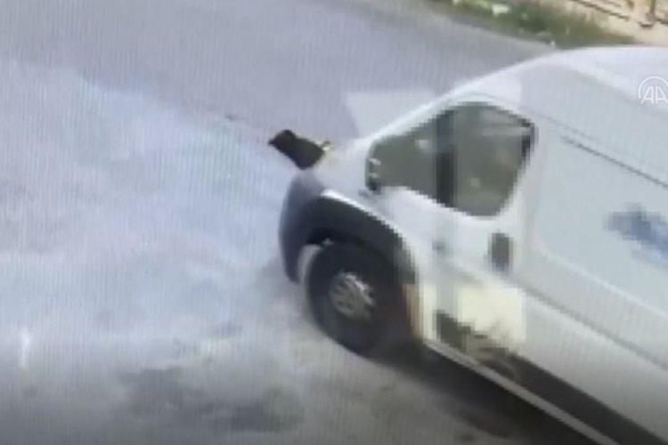 İstanbul'da arabayla köpeği ezdiği iddia edilen şüpheli yakalandı