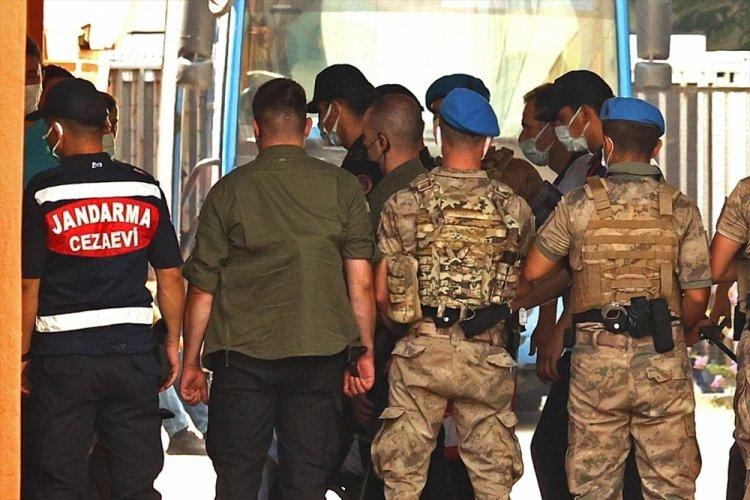 28 Şubat davasında cezaları kesinleşen Çevik Bir ve Çetin Doğan cezaevine sevk edildi