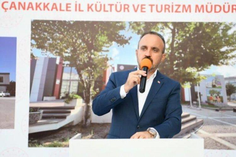 AK Partili Bülent Turan: Çin'den sonra büyüyen ikinci ülke olduk