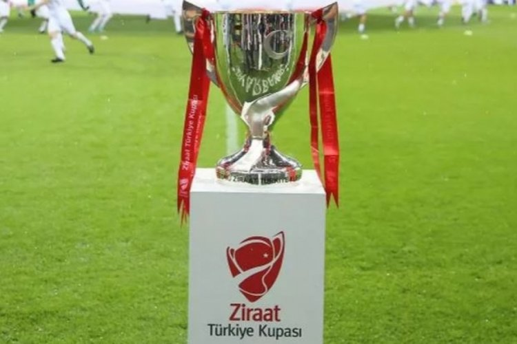 Türkiye Kupası'nda 1. Eleme Turu eşleşmeleri belirlendi