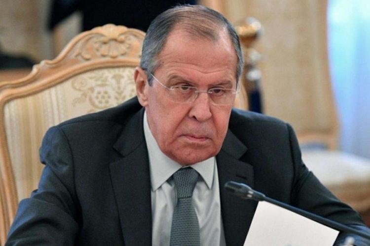 Rusya Dışişleri Bakanı Lavrov: ABD Afganistan'dan sonra başka hiçbir ülkenin işine karışmamalı