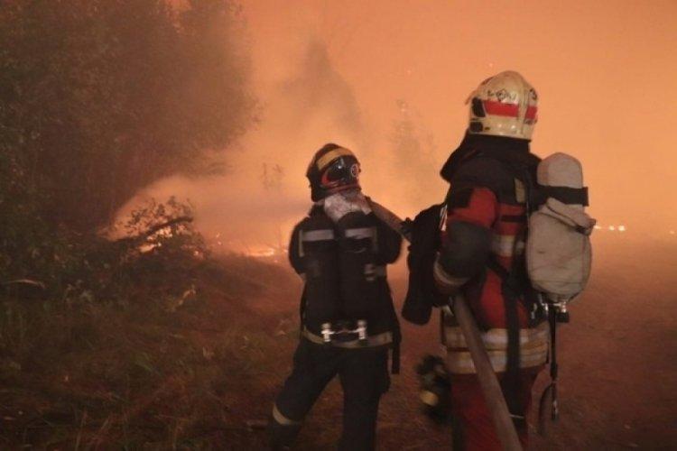 Rusya'daki yangın yerleşim yerlerine ulaştı