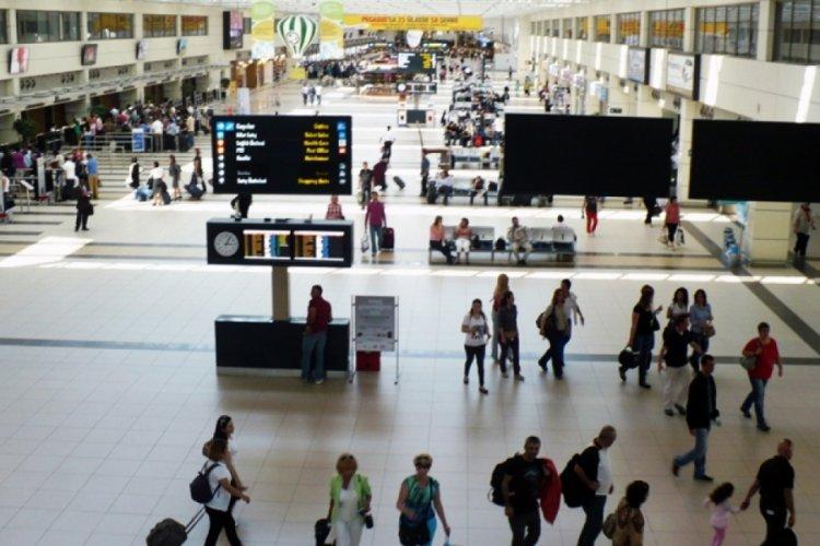 ATSO Başkanıduyurdu! Havalimanından günde 70 bin turist giriş yapıyor