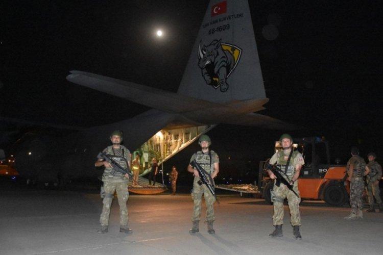 MSB duyurdu: Afganistan'daki Türk askerleri yurda dönüyor