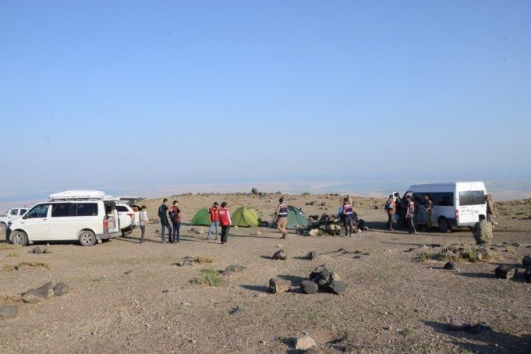 Dağda kaybolan Ukraynalı turist bulundu