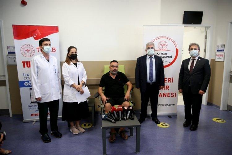 TURKOVAC aşısı Faz-3 aşamasında gönüllülere uygulanmaya başlandı