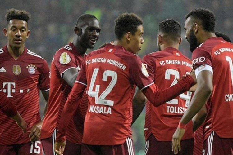 Bayern Münih'ten rekor: 12 golle turladılar