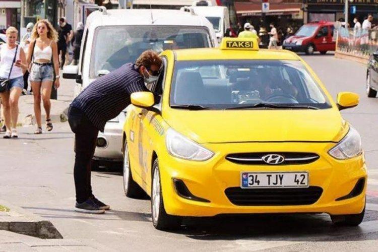 Taksi krizi için Ulaştırma Bakanlığı'dan 4 öneri