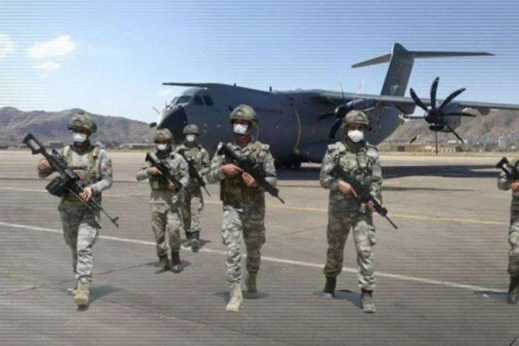 Afganistan'dan ilk asker kafilesi geliyor