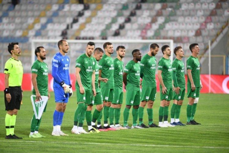 Bursaspor ile Eyüpspor ilk kez karşılaşacak!