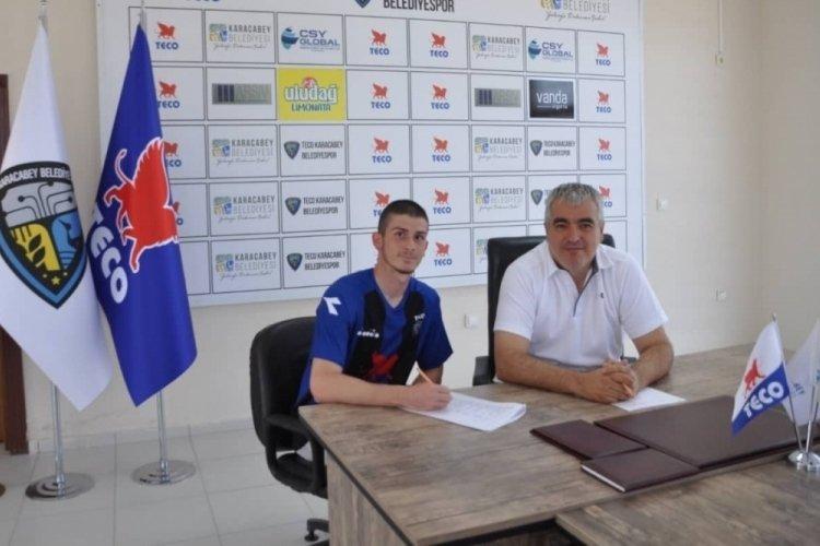 Karacabey Belediyespor Miraçcan Yavuz'u transfer etti
