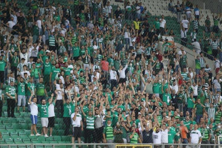 Bursaspor-Eyüpspor maçının biletleri yaklaşık 2 bin adet satıldı