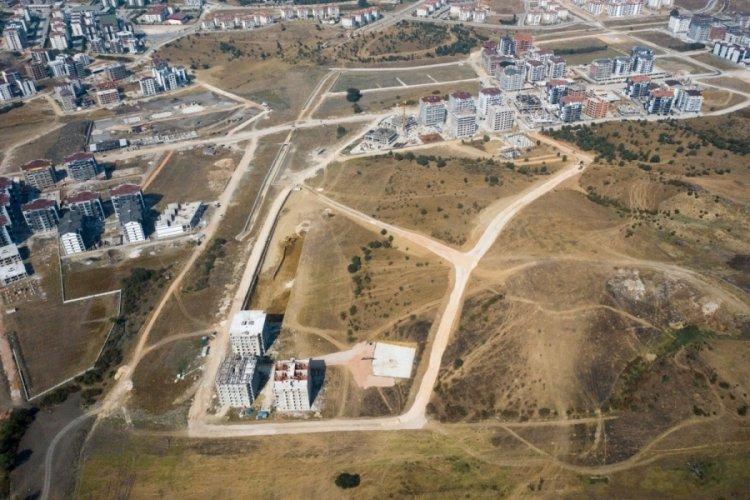 Bursa Nilüfer'de 8 ayda 15 kilometre yeni imar yolu açıldı