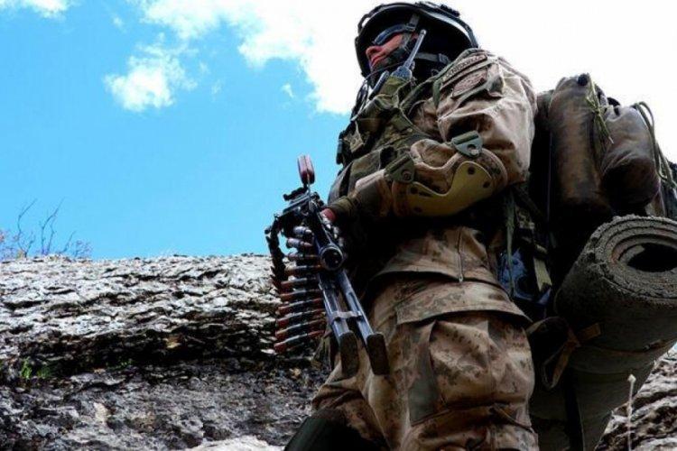 MSB'den açıklama: 5 PKK'lı terörist etkisiz hale getirildi