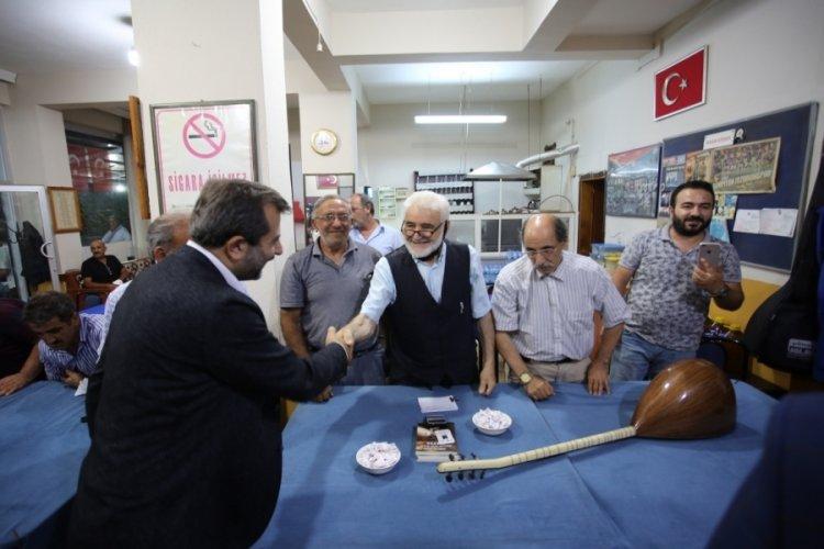 Bursa Gürsu'da ''Anadolumuzun Sesi Türkülerimiz' programıyla keyifli anlar