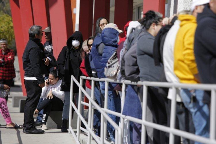 ABD'de işsizlik maaşı başvuruları arttı!