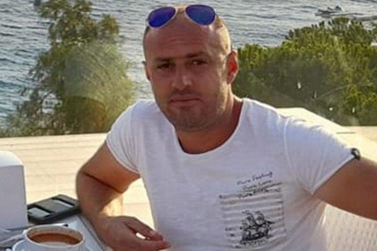 Denizli'de damperin altında kalan şoför öldü