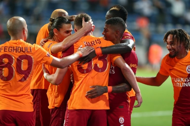 Galatasaray gruplara kaldı