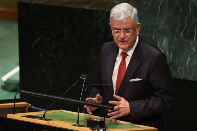 BM Genel Kurulu Başkanı Bozkır: Afgan halkının desteğe ihtiyacı var