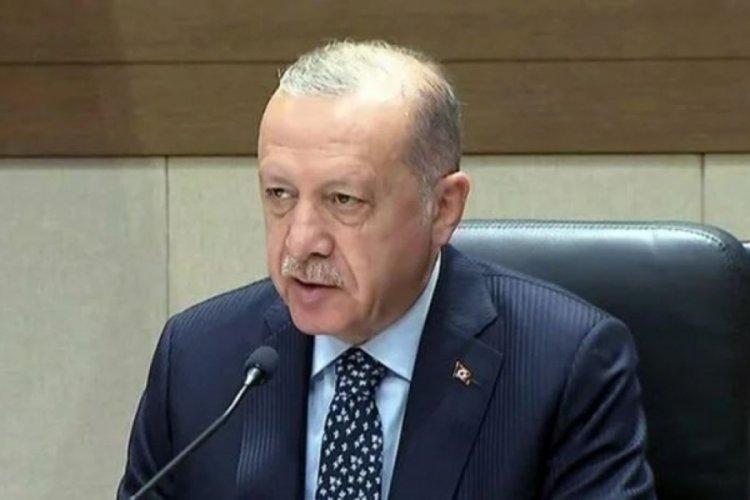Cumhurbaşkanı Erdoğan: Kayıtlı, kayıtsız, Afganistan'dan mevcut göçmen sayısı 300 bin!