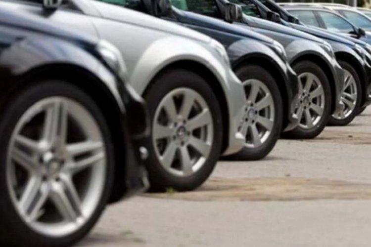 Trafiğe 7 ay içerisinde toplam 724 bin 277 aracın kaydı yapıldı