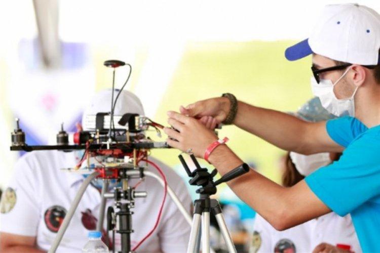 TEKNOFEST 2021 İnsansız Hava Araçları Yarışmaları Bursa'da düzenlenecek